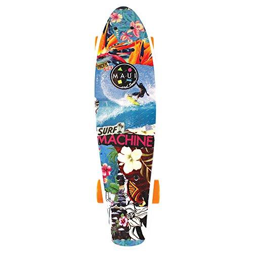 Maui and Sons, Skateboard Surf Machine, Standard