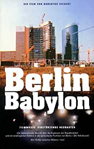 Berlin Babylon [VHS]
