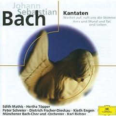 "J.S. Bach: Wachet auf, ruft uns die Stimme Cantata, BWV 140 - Rezitativ: ""Er kommt, er kommt, der Br�utigam kommt!"""