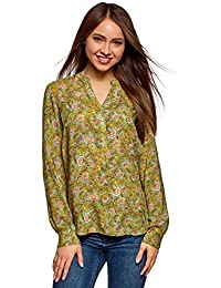 ca57510e1a Amazon.it: Fantasia - Bluse e camicie / T-shirt, top e bluse ...