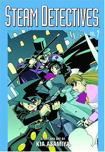 Steam Detectives, Volume 7