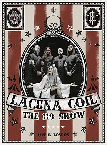 Lacuna Coil - The 119 Show - Live In London  (+ DVD) (+ 2 CDs) [Blu-ray] [Limited Edition]