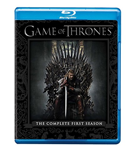 Game of Thrones: The Complete Season 1 (5-Disc Box Set)