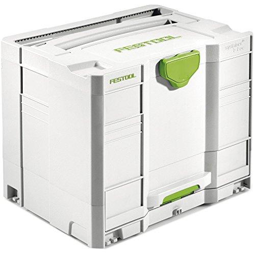 Festool Systainer SYS-Combi 3, 200118 (3-schubladen-werkzeug-box)