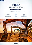 FRANZIS HDR projects 2018 professional|Professionelle Bildbearbeitung|Lizenz f�r 3 Ger�te|-|F�r Wiindows PC oder Mac OS X|Disc|Disc Bild