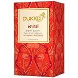 Pukka Revitalise Herbal Tea Cinnamon Car...