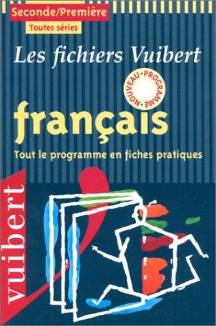 Français, 2nde-1ère