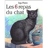 Les 6 repas du chat