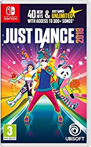 Just Dance 2018 [AT PEGI] - [Nintendo Switch]