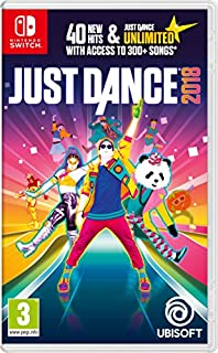 Just Dance 2018 (Nintendo Switch) (B07219L389)   Amazon Products