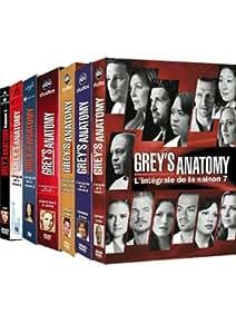 Intégrale Grey's Anatomy - Saisons 1 à 7