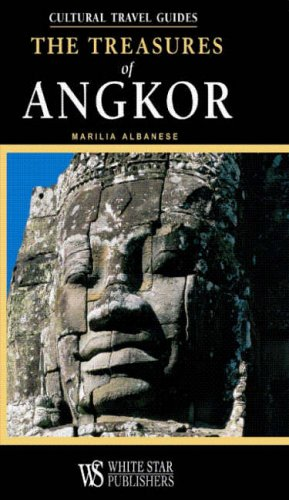Treasures of Angkor (Rizzoli Art Guide) por Marilia Albanese