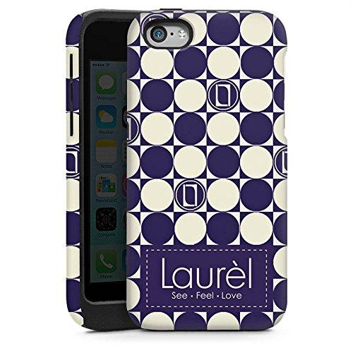Apple iPhone 4 Housse Étui Silicone Coque Protection Parler de logomanie Laurel Cas Tough brillant