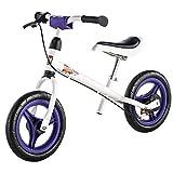Kettler 0T04025-0060 12.5-Inch Speedy Pablo Balance Bike