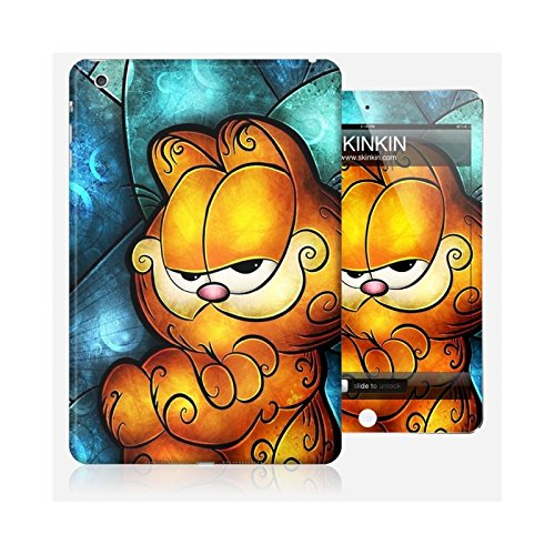Coque iPhone 5 et 5S de chez Skinkin - Design original : Garfield par Mandie Manzano Skin iPad mini