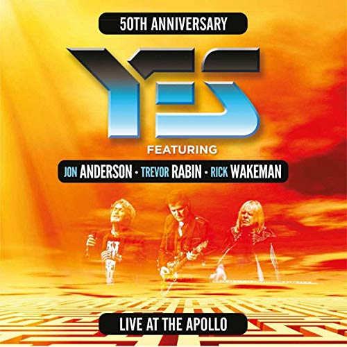 Yes featuring ARW / Live at the Apollo | superdeluxeedition