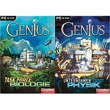 Genius Paket - Biologie und Physik