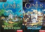 Produkt-Bild: Genius Paket - Biologie und Physik