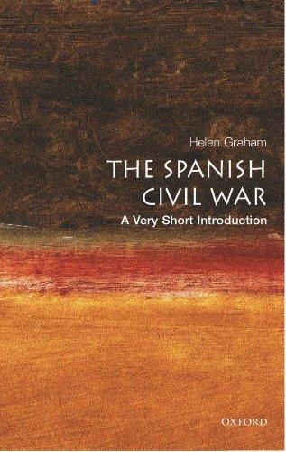 The Spanish Civil War: A Very Short Introduction (Very Short Introductions) (English Edition) por Helen Graham