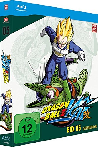 Dragonball Z Kai - Blu-ray Box Vol.5 (2 Blu-rays)