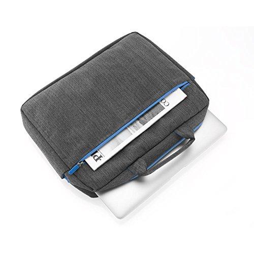 deleyCON Notebooktasche  bis 17″ - 7