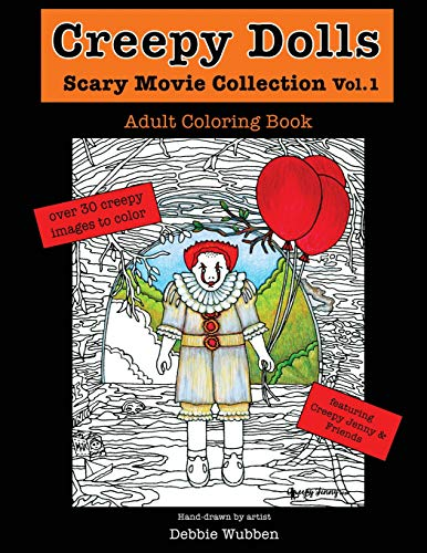 Creepy Dolls: Scary Movie Collection Vol.1 (Movies Volle Halloween Scary)