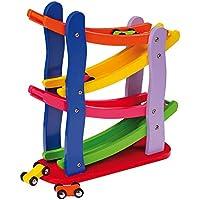 small foot company 7558 - Pista de carreras de colores