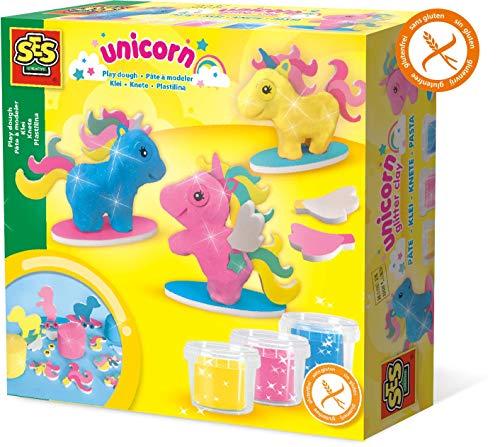SES Creative Plastilina - Unicornios - Kits Manualidades