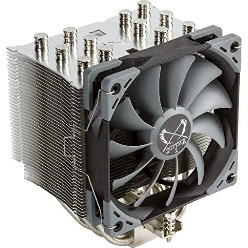 Scythe scmg-5100Ventilateur pour PC Noir