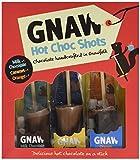 Gnaw Milk/Caramel and Orange Hot Choc Shot Chocolate Gift...