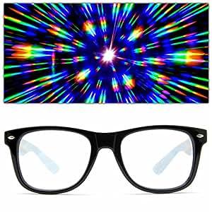 GloFX Ultime Diffraction Verres - Noir