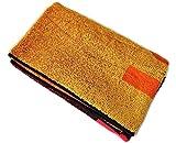 Bombay Dyeing 100% Cotton Jacquered Bath Towel- Multicolor