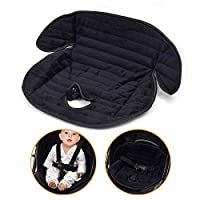 Hamkaw Piddle Pad Car Seat Protector, Pee Pad Baby Car Seat Liner Waterproof Non-Slip Safety Seat Mat for Kids Newborns Infants Toddlers Strollers Car Seats Dinning Chairs