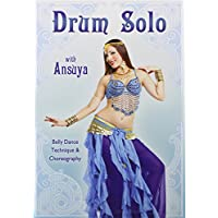 Drum Solo: Bellydance Technique & Choreography