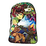 Childrens TV Show Character Licensed Transparent Clear Swim Beach Travel Sports Bag Range Girls Boys & Unisex Designs (Ben 10 Alien Force)