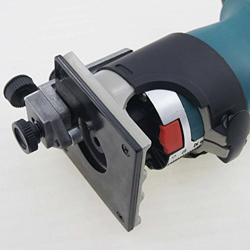 "100307 6MM & 1/4"" Electric Hand Trimmer Wood Laminator Router Joiners Tools 220V"