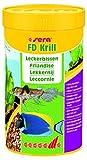 sera 01575 FD Krill 250 ml - Leckerbissen für die erhöhte Fruchtbarkeit, durch ein besonders sehr aufweniges Herstellungsverfahren frei von Parasiten & Krankheitserregern