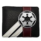 Star Wars Imperium Portafoglio nero/bianco