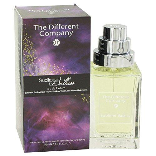 The Different Company Sublime Balkiss Eau De Toilette Spray Refillable 3 oz / 90 ml (Women)