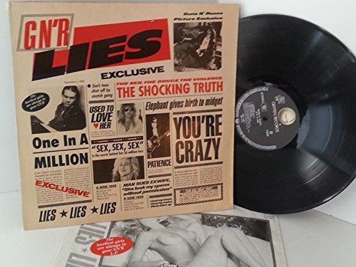 G N' R Lies (UK & Europe 1988)