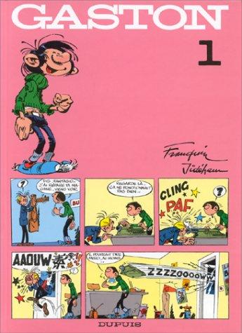 Gaston, tome 1 par André Franquin