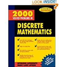 2000 Solved Problems in Discrete Mathematics (Schaum's Solved Problems Series)