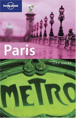 Lonely Planet Paris (en anglais)
