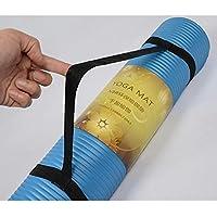 GEZICHTA Tapis de Yoga Sangle – Universel Ajustable Sling Transport épaule  Ceinture de Sangle de Transport 271f7e76786