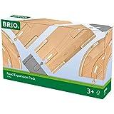 Brio - 33744 - Jeu De Construction - Coffret Extension Routes