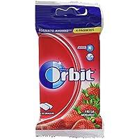 Orbit Chicle Sin Azúcar Con Sabor A Fresa - 70 gr