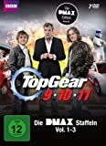 Top Gear - Staffel 9-11 - Die DMAX Staffeln Vol. 1-3 [7 DVDs]