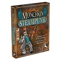 Pegasus-Spiele-17248G-Munchkin-Steampunk Pegasus Spiele 17248G – Munchkin Steampunk -