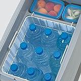 Dometic COOLFREEZE CDF 26 - Kompressor-Kühlbox, Gefrier-Box mit 12/24 Volt Anschluss für Zigarettenanzünder für PKW und LKW, tragbarer Mini-Kühlschrank, ca. 21 Liter -