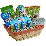 Coffret Cadeau de Pâques avec Ferrero Kinder Chocolat (avec 6 pièces)